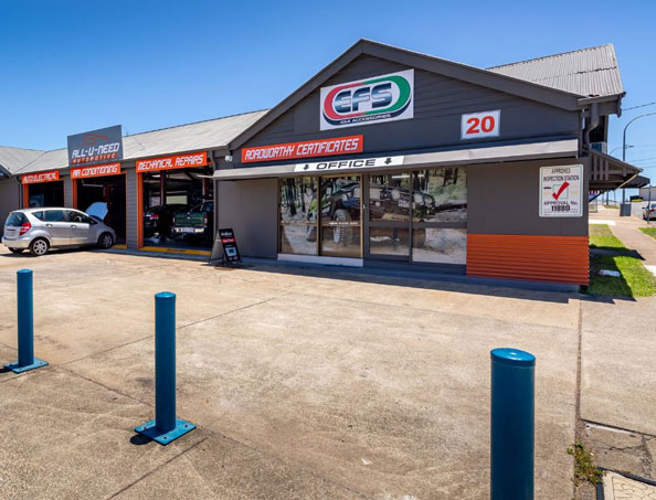 All U Need Automotive Hervey Bay